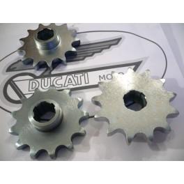 Piñon de ataque NUEVO Ducati 13 dientes (paso 530).