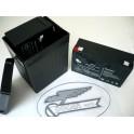 Bateria Gel 6v NUEVA para contenedor Ducati.