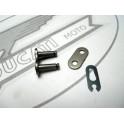 Cierre-union cadena 428 NUEVO Ducati 125-160-175-200-250.
