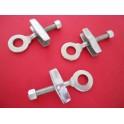 Tensor cadena NUEVO ciclomotores eje de 12mm.