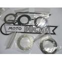 Arandela rozamiento cigueñal NUEVA Ducati 250cc-350cc (30x42x0,25)