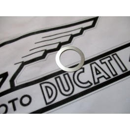 Arandela rozamiento piñon 4ª velocidad NUEVA Ducati (20x28x0,5)