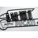 Juego muelles embrague NUEVO Ducati motores monoarbol.